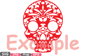 halloween bow with transparent background cinco de mayo svg props fiesta mexico halloween day of the dead