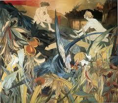 blog of an art admirer georges de feure 1868 1943 french art