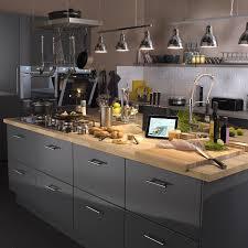 deco pour cuisine grise nos idées décoration pour la cuisine décoration plan de