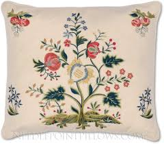 how to make embroidered pillows home decorations insight