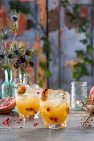 festive cocktails and mocktails with canapé pairings the