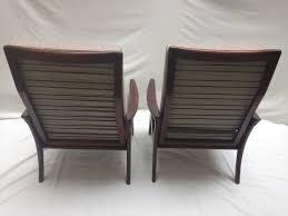Danish Teak Armchair Pair Of Danish Teak Armchairs 1960s Design Market