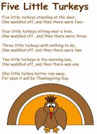 thanksgiving poems and songs