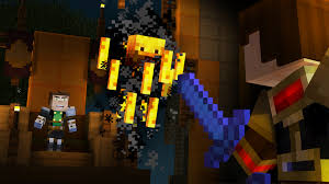 captainsparklez garage minecraft story mode a telltale games series on steam