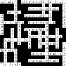 a cryptic crossword and request for feedback puzzling stack