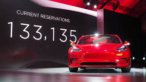 tesla model 3 will have an all wheel drive dual motor option