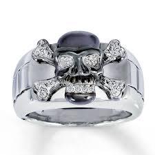 mens skull wedding rings brilliant mens skull wedding rings matvuk