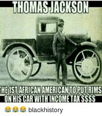 Black History Meme - thomasnackson heist africanamericanto putrims onhiscar with