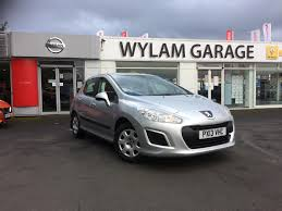 peugeot car garage used peugeot cars for sale in hexham northumberland motors co uk