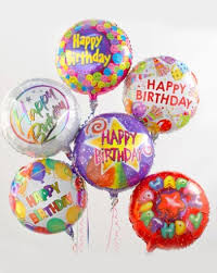birthday ballon delivery send happy birthday balloons to bahrain by flowers bahrain