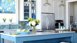 kitchen room interior choosing color
