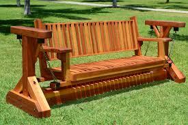 two seat adirondack swing wood adirondack gliders