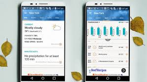 accuweather android app 10 best weather apps and widgets for android androidpit