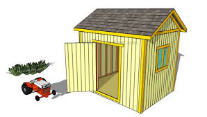 Garden Shed Plan Garden Shed Designs Myoutdoorplans Free Woodworking Plans And