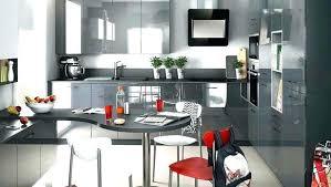 modele cuisine equipee modale de cuisine equipee cuisine amacnagace conforama