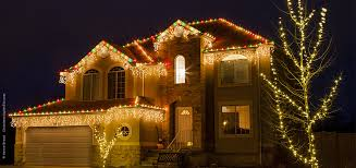 best exterior christmas lights christmas lights ideas for the roof