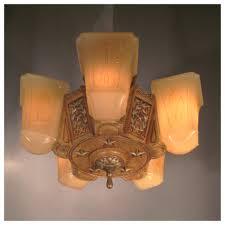 Lighting Stores Houston by A3059 Art Deco Chandelier Bogart Bremmer U0026 Bradley Antiques