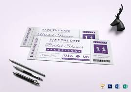 28 ticket invitation templates u2013 free sample example format