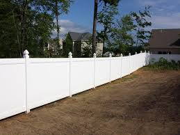 average cost to install pvc fence youtube