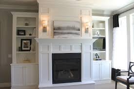 amy u0027s casablanca fireplace book shelves