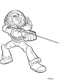 buzz lightyear coloring pages free funycoloring
