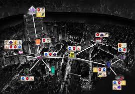 Agartha Map Image Shinjuku Map Png Fate Grand Order Wikia Fandom Powered