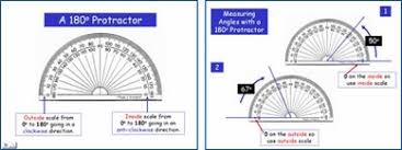 a powerpoint math or maths presentation on measuring angles