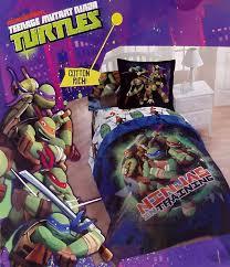 Ninja Turtle Comforter Set Teenage Mutant Ninja Turtles Bed Sheets Ninja Turtle Bedding For