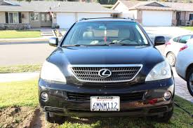 lexus rx 400h used for sale 2006 lexus rx400h rx 400h black 107k miles used lexus rx for