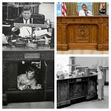 Resolute Desk White House Desk Made From Ship Used In Franklin Search Talking