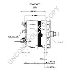 66021605 alternator product details prestolite leece neville