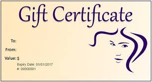 gift certificate templates u2013 word excel pdf formats u2013 get calendar