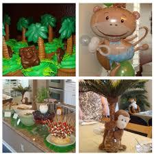 Baby Monkey Centerpieces by 173 Best Monkey Party Images On Pinterest Sock Monkeys Monkey