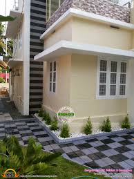finished house with interior designs kerala home design and