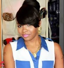 ponytail styles with bangs for black women status crave