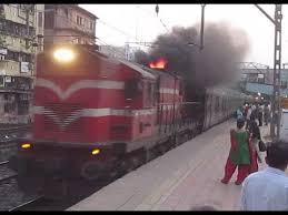 Maharaja Express Train Irfca Luxury Train Maharaja Express Fire Eruption By Jhs