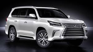suv lexus 2016 2016 lexus lx 570 vs 2016 infiniti qx80 two high end suvs