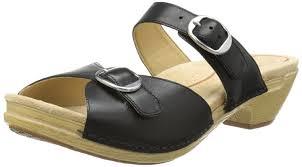 amazon com dansko women u0027s lottie dress sandal slides