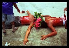 flagellation a catholic tradition a photo from panga