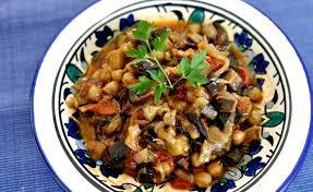 recette cuisine libanaise mezze mezzé libanais la moussaka libanaise brisach et l os a moelle