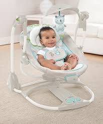 Bright Starts Comfort And Harmony Swing Nursery Playtime Baby Walkers Baby Bouncers Baby Swings