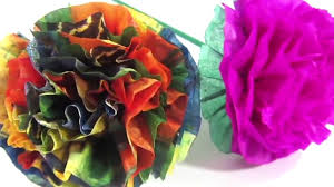 Paper Flowers Video - how to make paper flowers video tutorial mili arts youtube