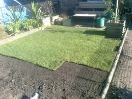new lawn preparation for seeding and turfing lawns for you