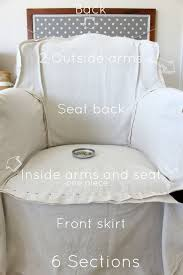 White Armchair Slipcover Best 25 Couch Slip Covers Ideas On Pinterest Slipcovers Couch