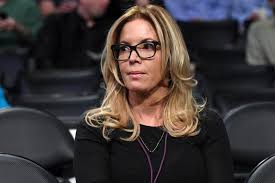 jeanie buss remains lakers controlling owner brother jim removed
