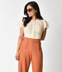 blouse for 1940s style blouses tops shirts
