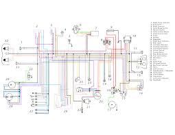 Honda Cr 125 Wiring Diagram Honda Cbf 125 Wiring Diagram Honda Pcx 125 U2022 Sewacar Co