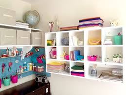 Pictures Of Craft Rooms - craft room organization and storage cubby shelves pegboard and more