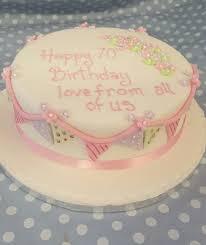 bunting cake ravens bakery essex