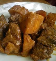 cuisiner manioc boeuf au manioc cuisiner avec ses 5 sens